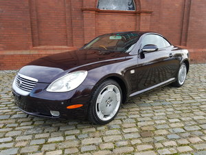 TOYOTA SOARER 2002 LEXUS SC 430 COUPE CONVERTIBLE * V8 *  For Sale