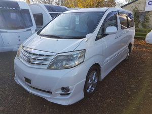 2007 Toyota Alphard 3.0 MS - Lowest Price - Alloy Wheels, Air Con