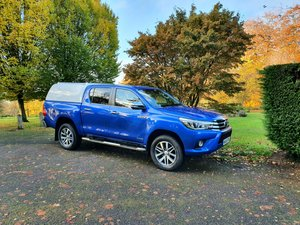 2016 Toyota hilux invincible! 30k miles! No-Vat!  For Sale
