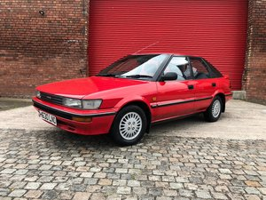 1990 Toyota Corolla Executive Automatic For Sale