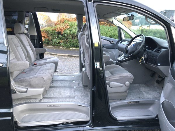 2006 Fresh Import Toyota Alphard 2.4 V Edition 2WD 8 Seats For Sale (picture 4 of 6)
