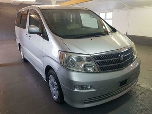2002 Toyota Alphard AX L - Ultra Low Mileage