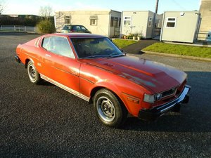 TOYOTA CELICA GT RA29 LHD FASTBACK (1976) ORANGE!  For Sale