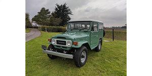 1980 RHD Japanese factory Toyota FJ40 Land cruiser 2F petrol For Sale