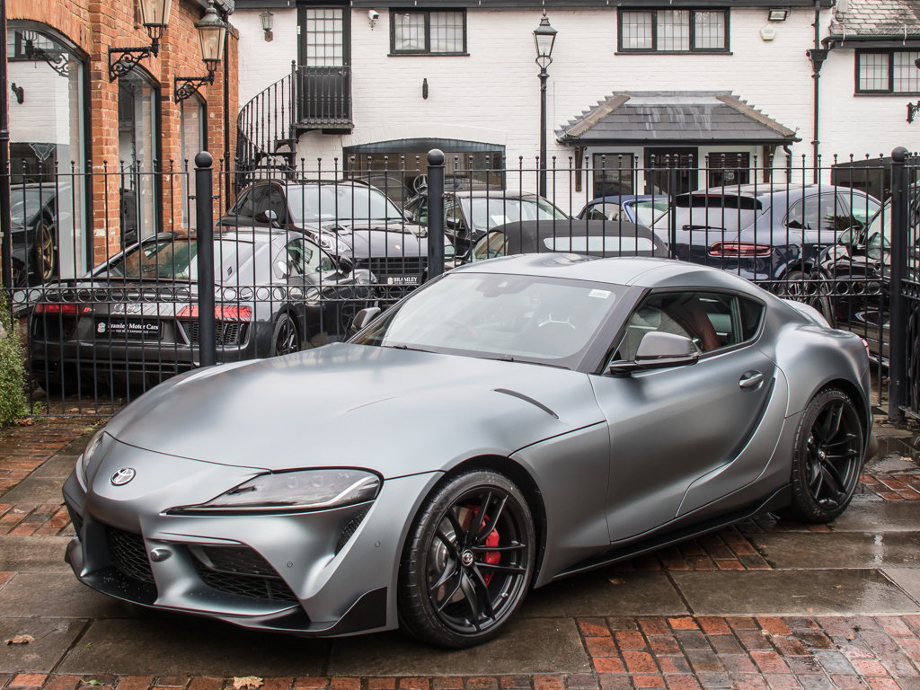 2019 Toyota    Supra A90 Premium  SOLD (picture 4 of 18)