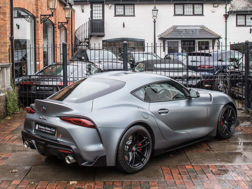 2019 Toyota    Supra A90 Premium  SOLD (picture 7 of 18)