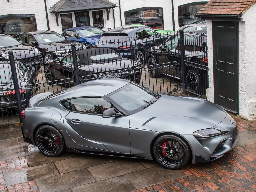 2019 Toyota    Supra A90 Premium  SOLD (picture 8 of 18)