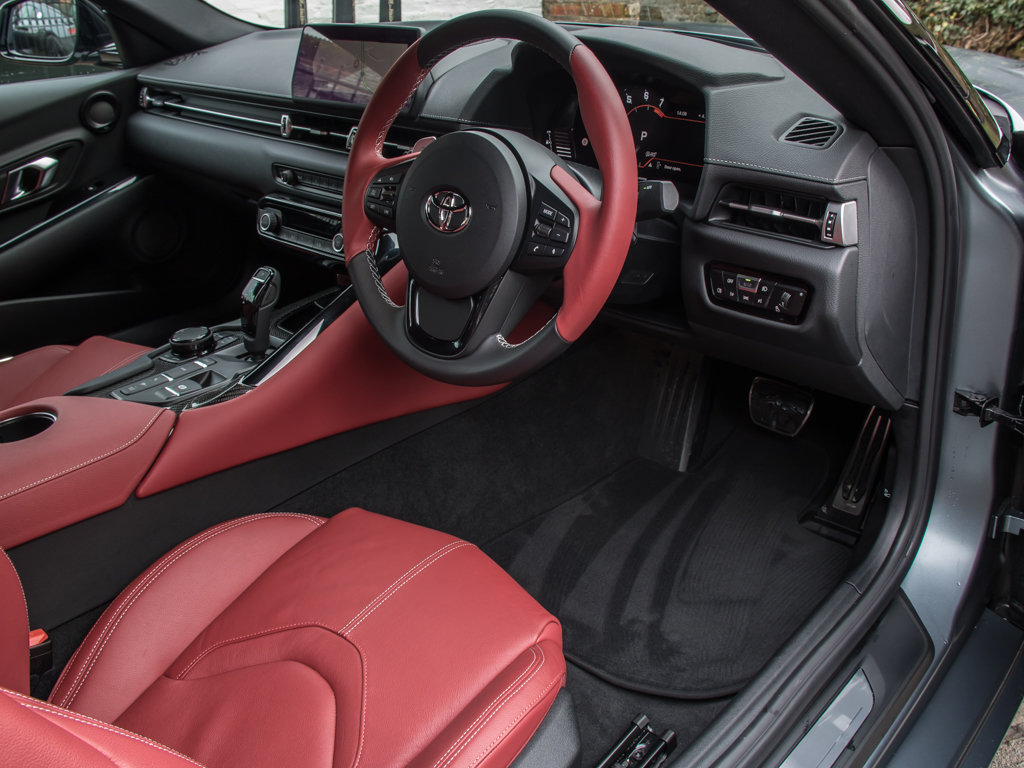 2019 Toyota    Supra A90 Premium  SOLD (picture 12 of 18)