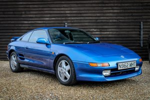 1996 Toyota MR2, 60k miles, new MOT and Big service
