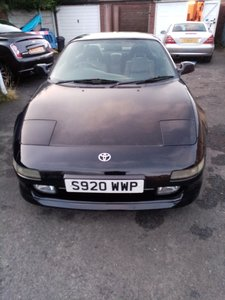 1998 MR2 nice original condition