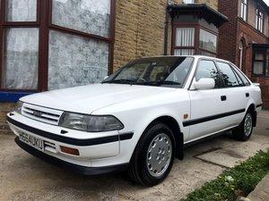 1991 Toyota Carina II 2.0 GLi EXECUTIVE 40k Miles FTSH
