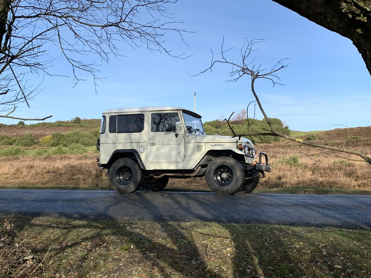 Toyota Land Cruiser BJ40 1977 Immaculate And Cool! For Sale (picture 2 of 6)