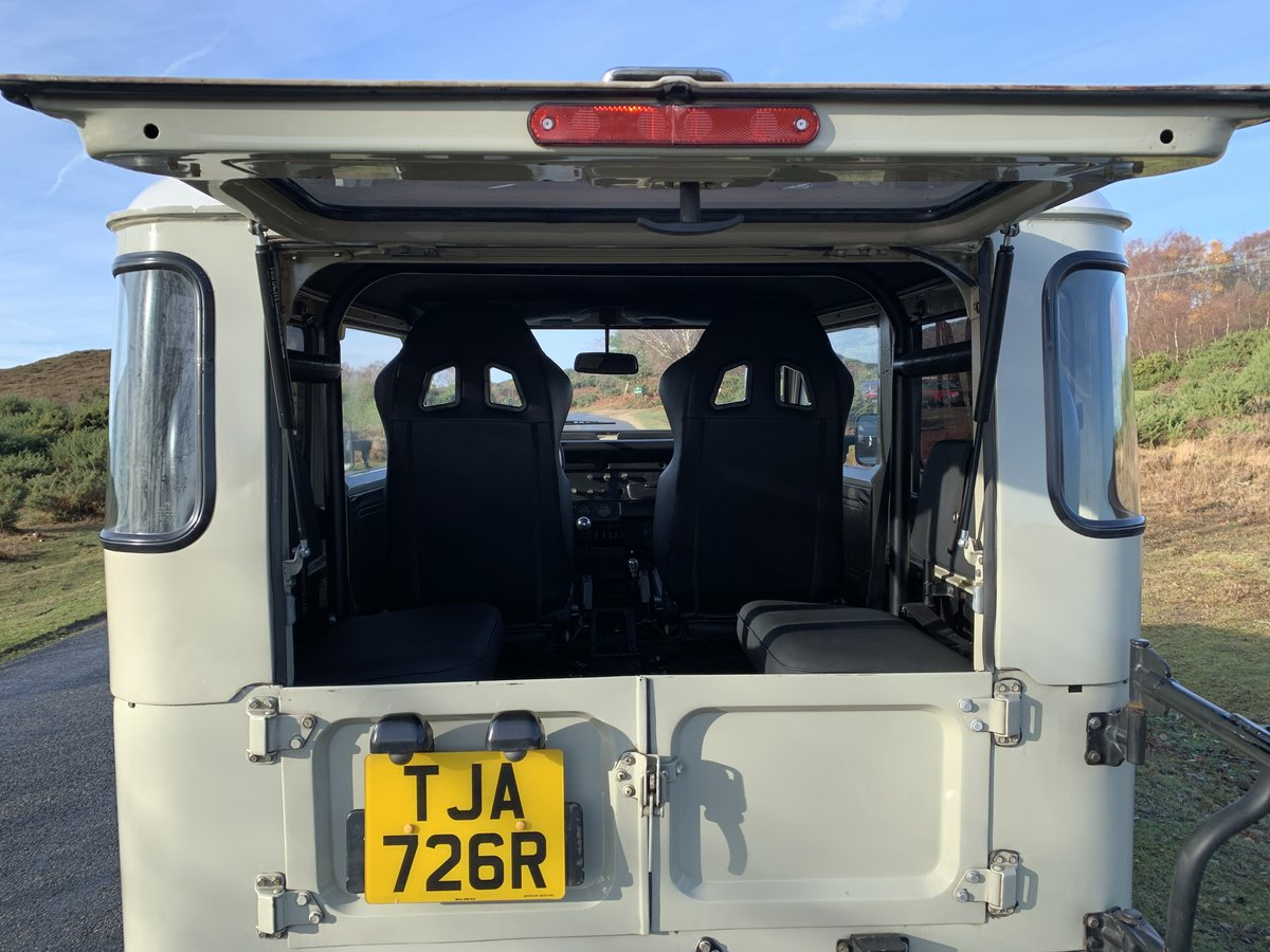 Toyota Land Cruiser BJ40 1977 Immaculate And Cool! For Sale (picture 3 of 6)