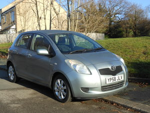 2008 Toyota Yaris 1.4 D4-D Automatic TR 5DR  SOLD