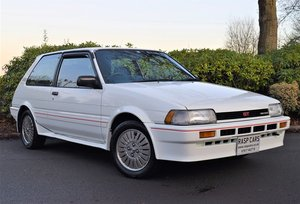 1985 Toyota Corolla 1.6 FX GT Twin Cam 16v - JDM IMPORT For Sale
