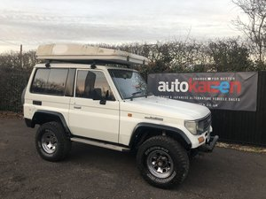 1994 Toyota Landcruiser 11  3 dr 3.0 Diesel Man. For Sale
