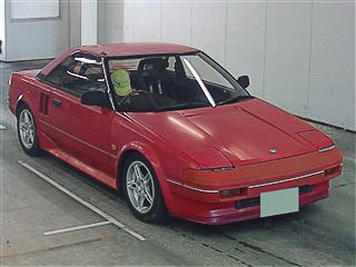 1986 TOYOTA MR2 G LIMITED 1.6 COUPE AUTO INVESTABLE CLASSIC MR2 A For Sale