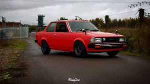 1983 Toyota Corolla KE70 2 Door