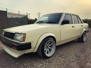 1984 Toyota Corolla KE70 4AGE 16V For Sale