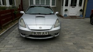 2006 Toyota Celica with only one previous owner For Sale