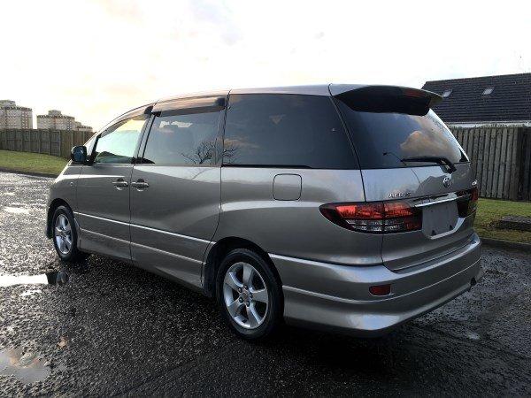 2004 FRESH IMPORT TOYOTA ESTIMA WELLFARE CAB 2.4 AUTO 8 SEAT For Sale (picture 2 of 6)