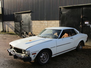 1976 Toyota Celica RA24 roller project. AZ CAR lhd SOLD