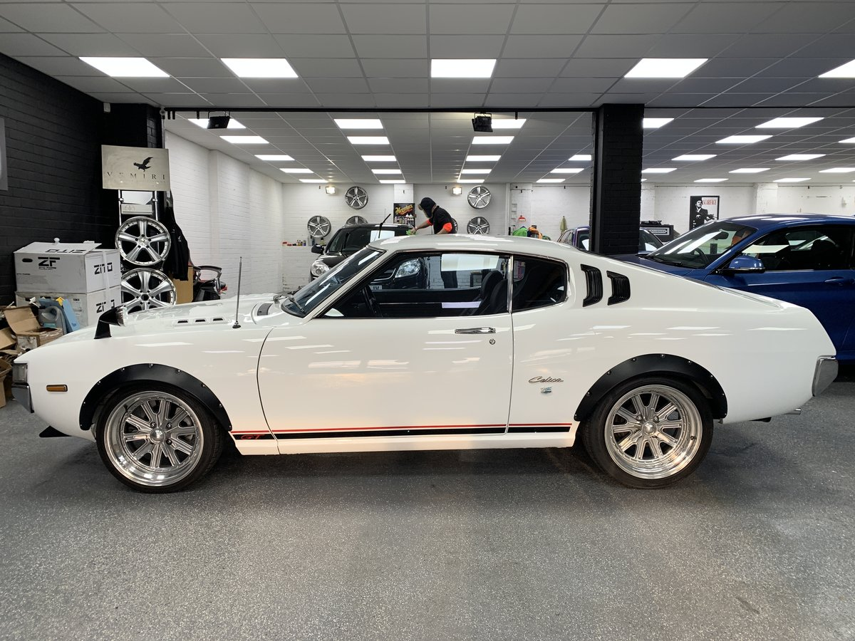 1975 Toyota celica ra25 gt2000 series 1 2.0 39k For Sale (picture 3 of 6)