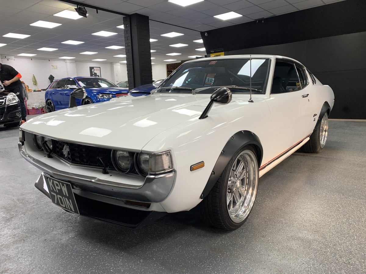 1975 Toyota celica ra25 gt2000 series 1 2.0 39k For Sale (picture 4 of 6)