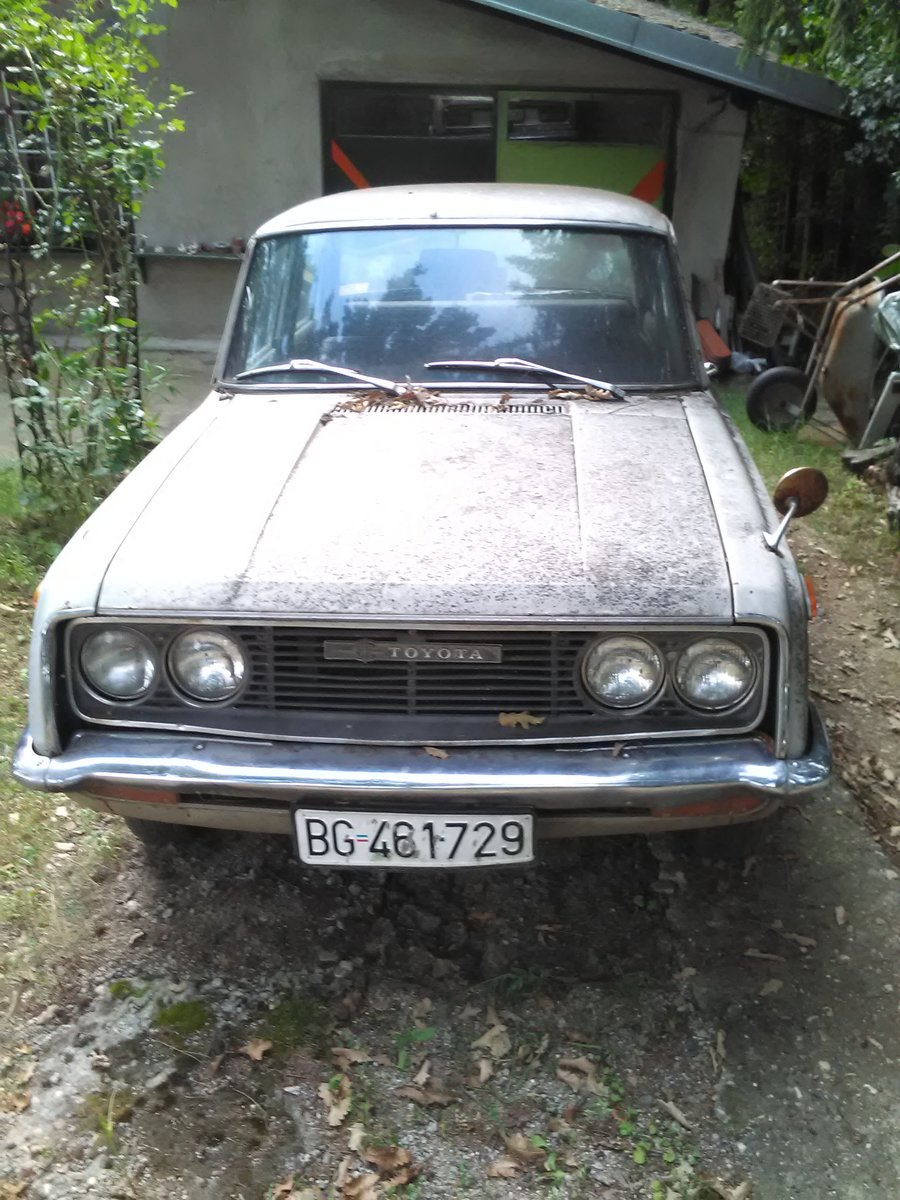 1968 oltimmer Toyota Corona For Sale (picture 1 of 6)