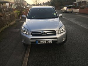 2009 Toyota Rav4  D-4d Xtr 2.2. For Sale