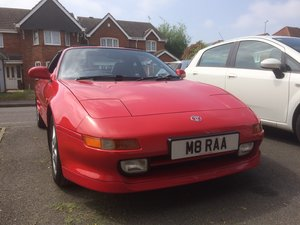 1994 Toyota MR2 T bar UK car Rev 3 For Sale