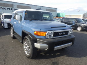 2012 TOYOTA FJ CRUISER 4.0 V6 RHD FJ40 * MODERN DAY LAND CRUISER  For Sale