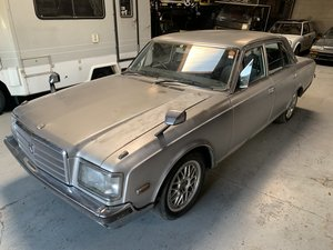 1993 Toyota Century RHD clean Solid Silver Driver Rare $9.5k For Sale