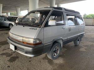 1992 Toyota Townace Royal Lounge 4x4 Van RHD Silver $9.9k For Sale