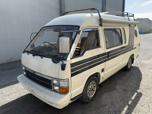 1992 Toyota HiAce Camper Van RHD Custom Ivory(~)Wood $15k For Sale