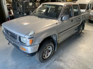 1992 Toyota Hilux T100 Tacoma Diesel 4x4 RHD Pick-Up Truck  For Sale