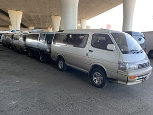 1994 Toyota HiAce Super Custom Limited RHD Van 4WD  For Sale