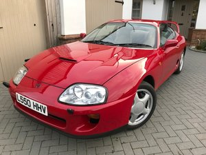 Toyota Supra Twin Turbo Manual UK MKIV