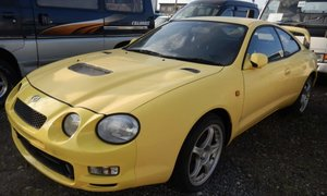 1995 Toyota Celica GT-Four ST205 HatchBack RHD 5-spd $10.9k For Sale