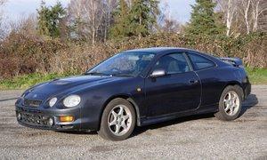 1996 Toyota Celica GT-Four ST205 HatchBack RHD  5-spd  $9.5k