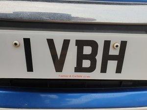 Reg No I VBH
