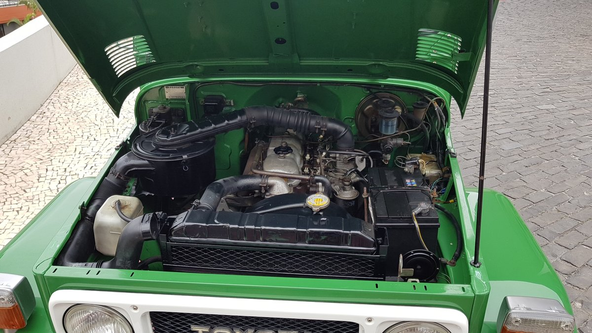 1980 Land Cruiser BJ40  68000 Kms (42500 Mls)  7 Seats  For Sale (picture 6 of 6)