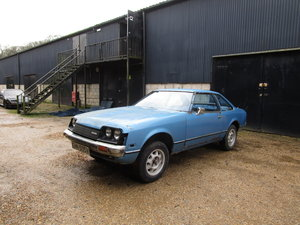 Toyota Celica 1600 ST RHD For Restoration TA40