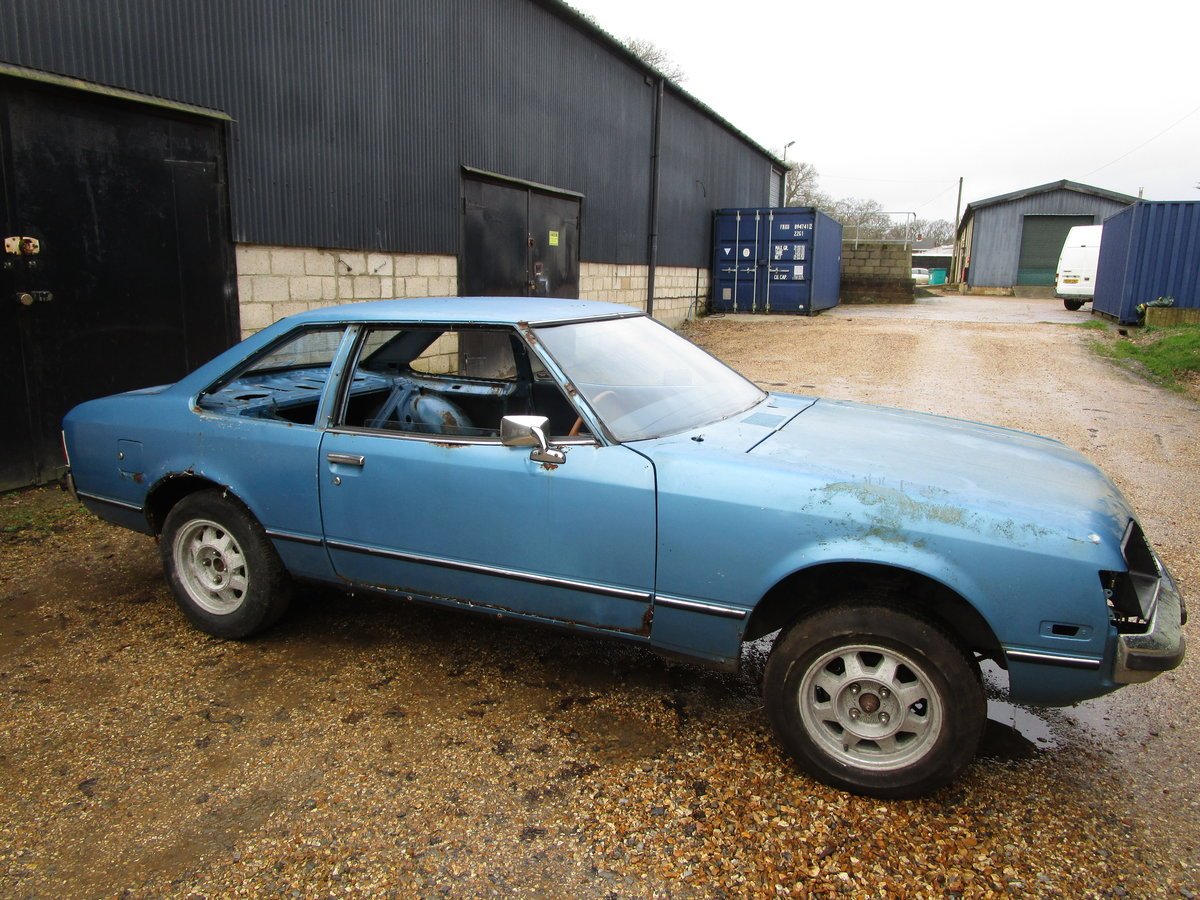 1979 Toyota Celica 1600 ST RHD For Restoration TA40 For Sale (picture 2 of 6)