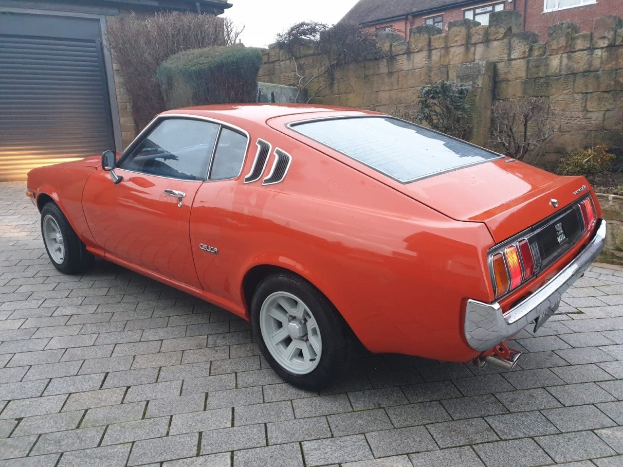1978 Toyota celica ra28 1 owner from new uk car SOLD (picture 1 of 6)