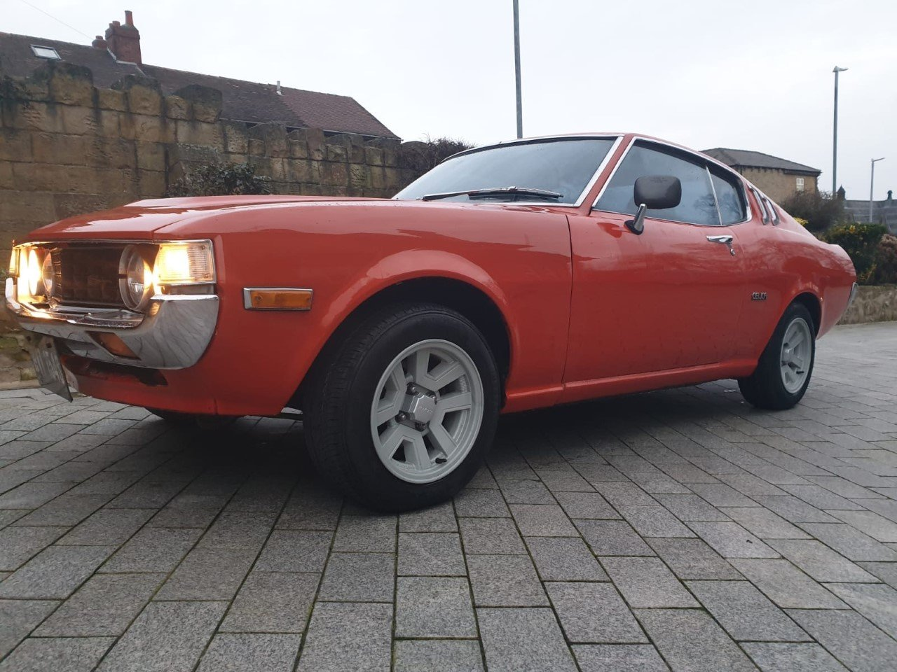 1978 Toyota celica ra28 1 owner from new uk car SOLD (picture 2 of 6)