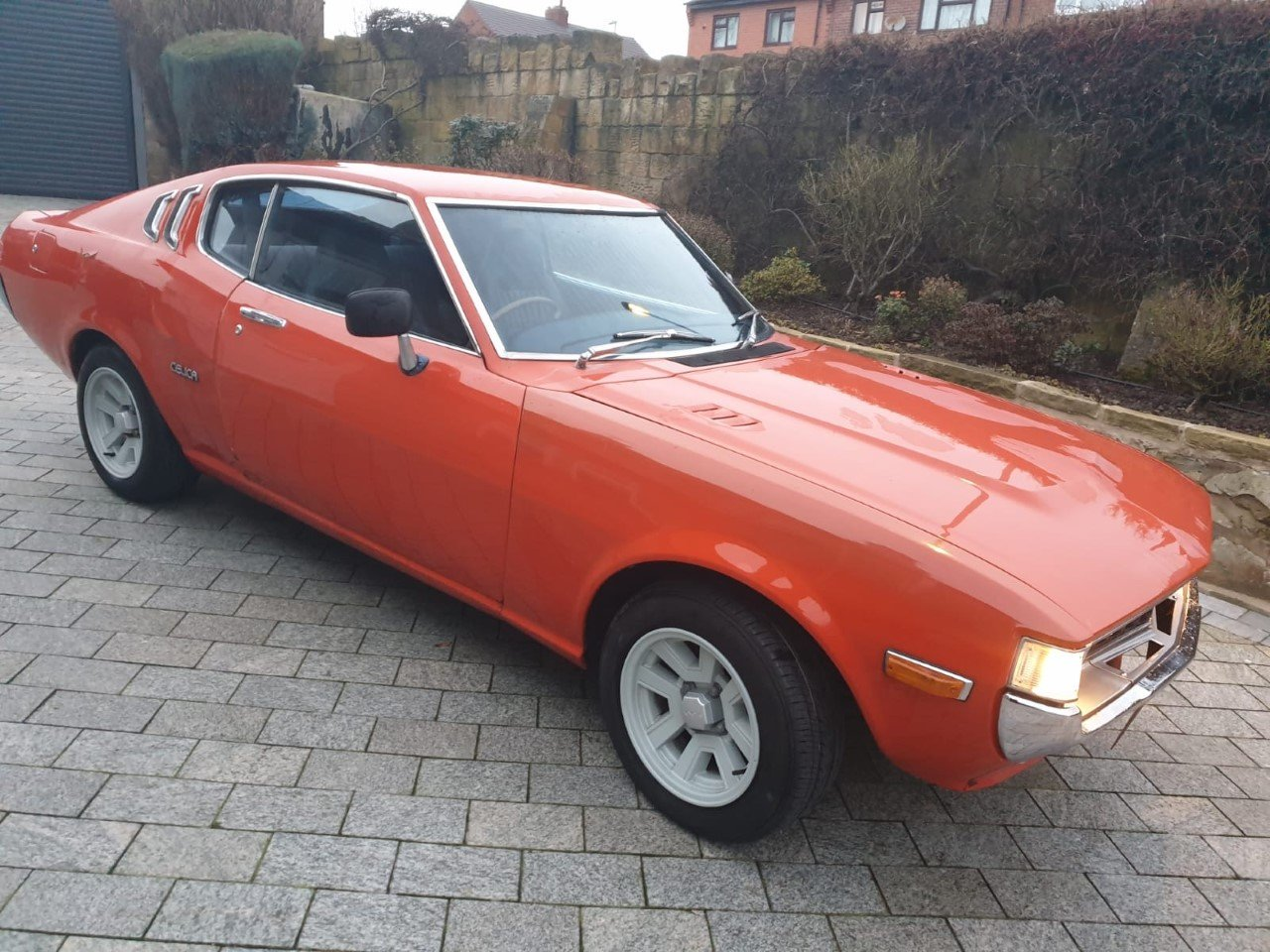 1978 Toyota celica ra28 1 owner from new uk car SOLD (picture 3 of 6)