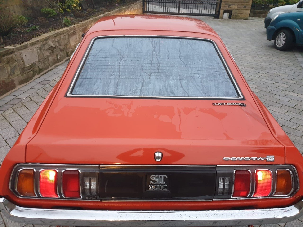 1978 Toyota celica ra28 1 owner from new uk car SOLD (picture 4 of 6)