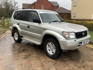 1999 Toyota Land Cruiser Colarado