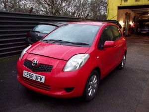 2008 Toyota Yaris 1.0TR For Sale